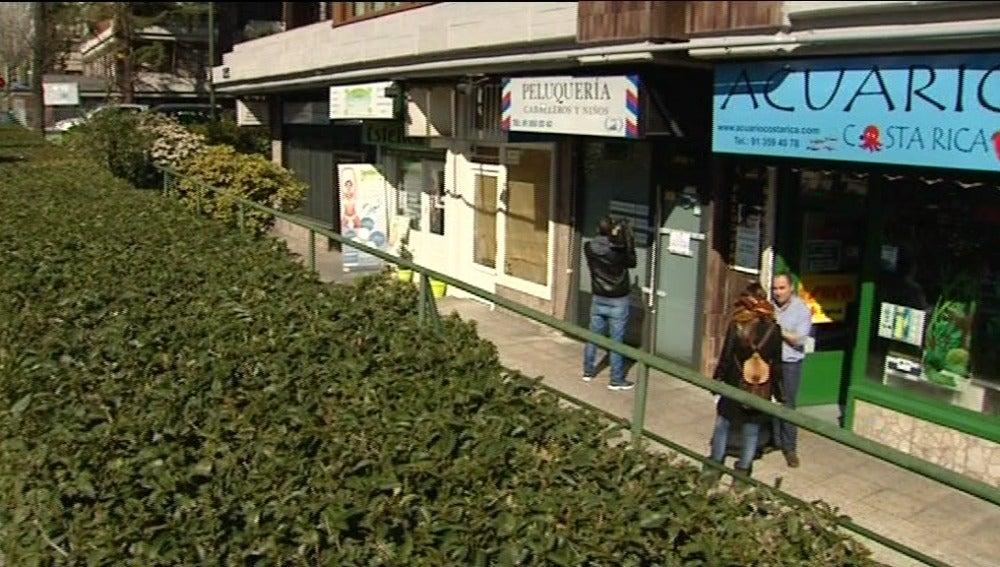 Un muerto y un herido grave en un tiroteo en una peluquería en Madrid