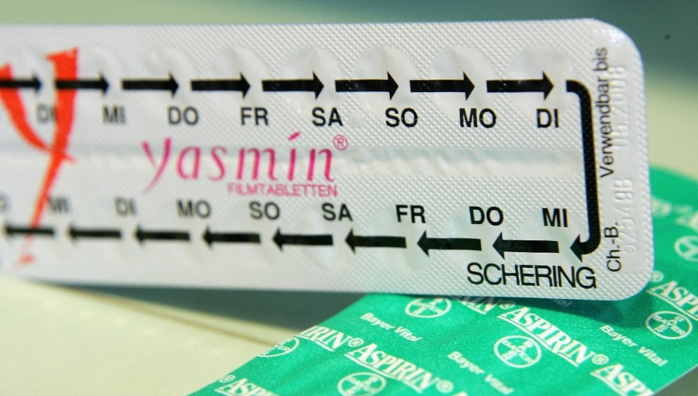 Píldora anticonceptiva femenina