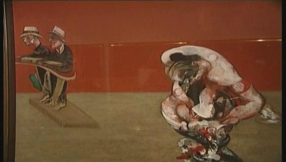ANTENA 3 TV | Cinco cuadros del artista Francis Bacon, robados de un ...