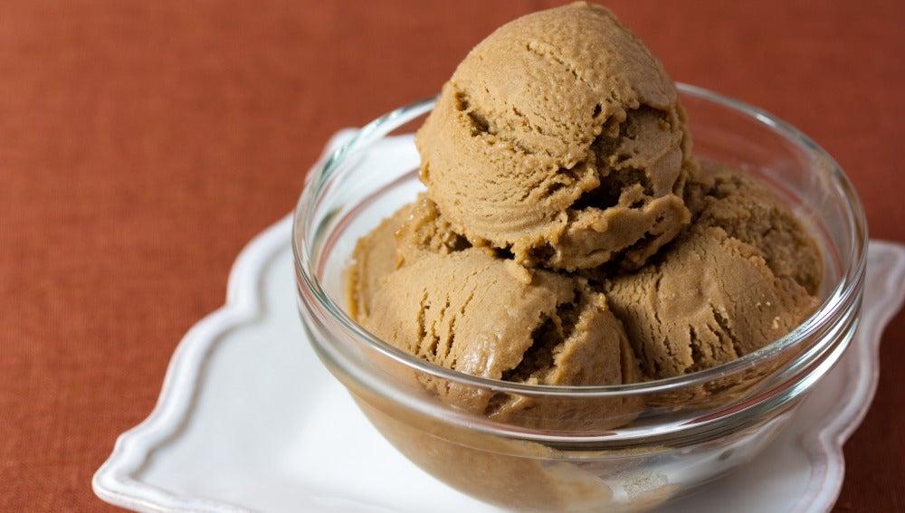 Las bolas de helado, fruto del cálculo matemático.