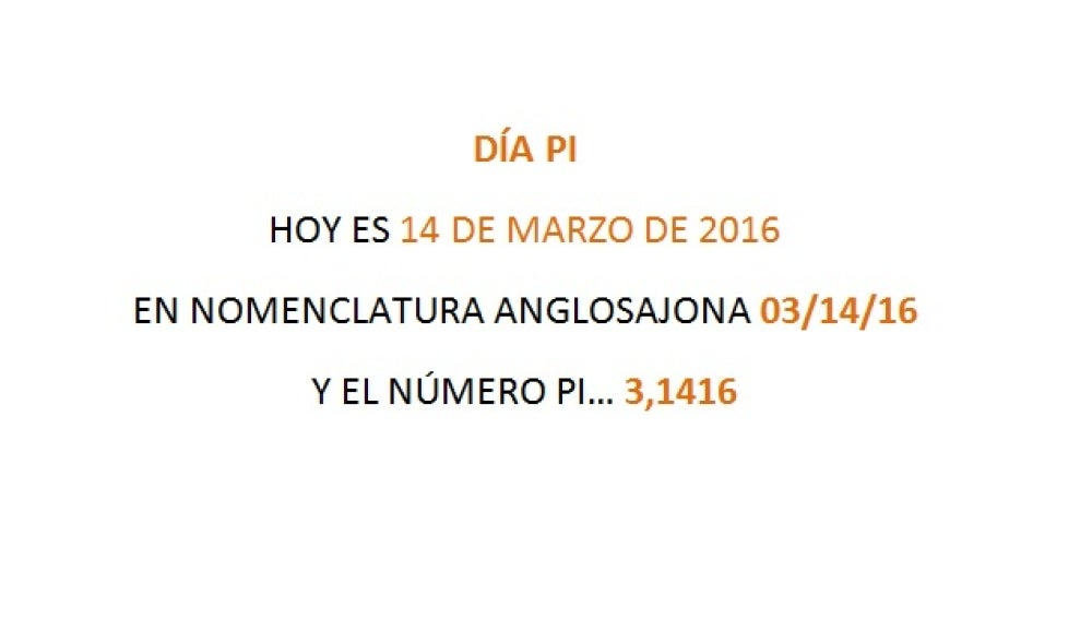 Día Pi