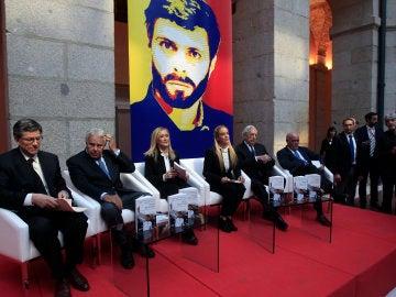 Presentación en Madrid del libro 'Preso pero libre' del opositor venezolano Leopoldo López
