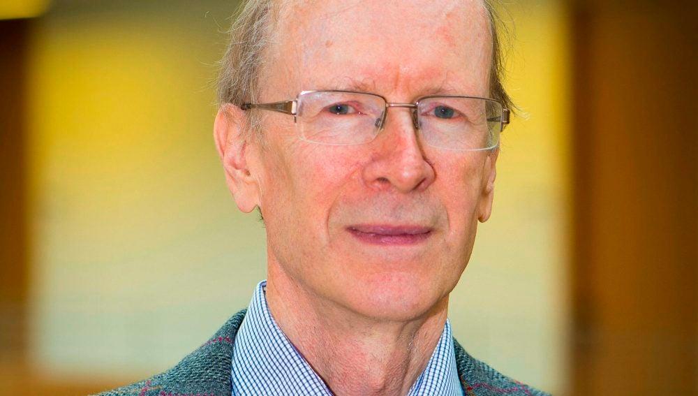 El matemático Andrew J. Wiles