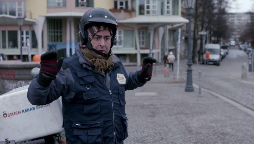 Jaime escapa de la polícia