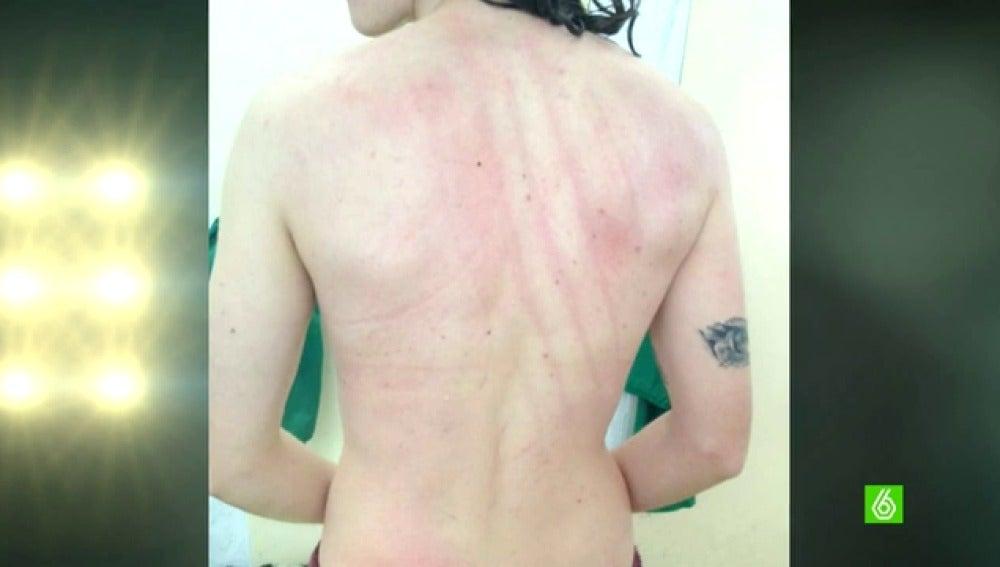 Frame 10.560537 de: Nuevo caso de violencia en el fútbol femenino entre el Naranjo de Córdoba y el Cáceres