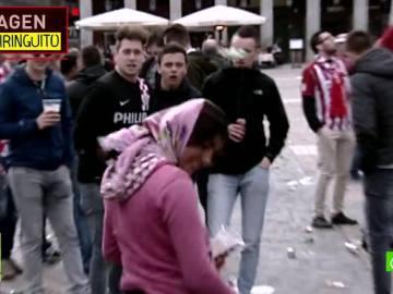 Aficionados PSV
