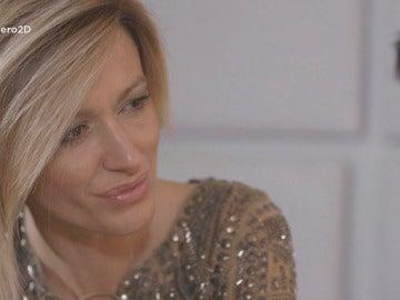 Susanna Griso charla con Fernando Tejero