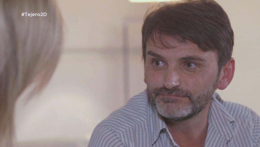 Fernando Tejero mira a Susanna Griso