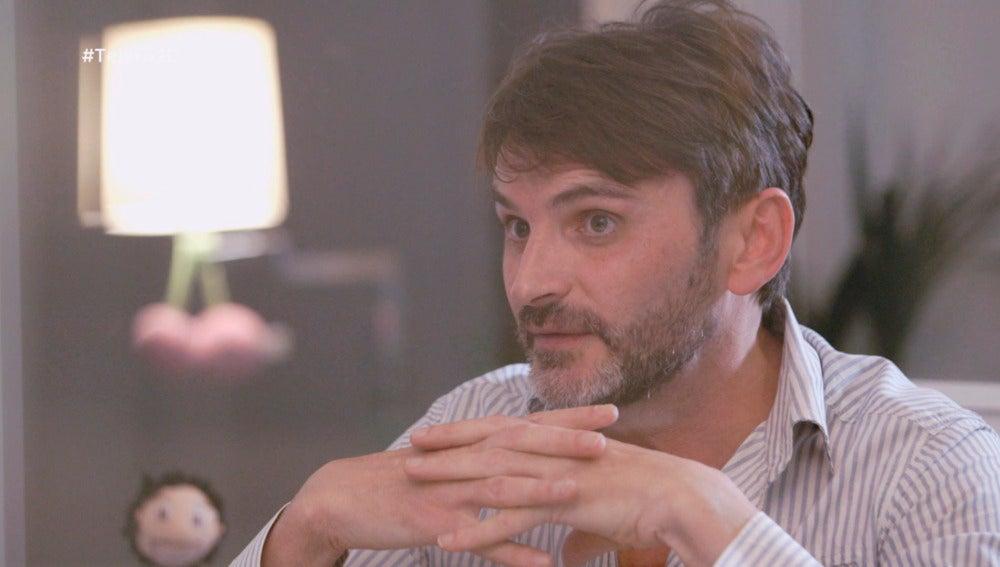 Fernando Tejero en 'Dos días y una noche'