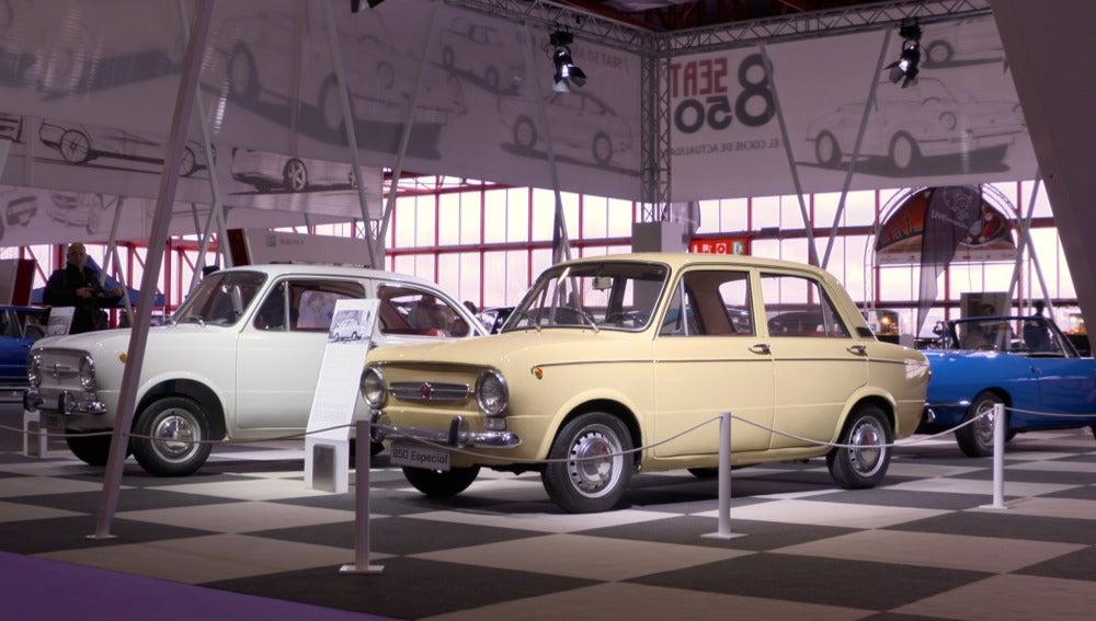 El Classic Auto lleva a los coches del pasado a Madrid - Clásicos Centímetros Cúbicos