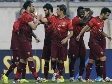 La selección portuguesa confía en los autoridades de seguridad para determinar si hay o no partido ante Bélgica