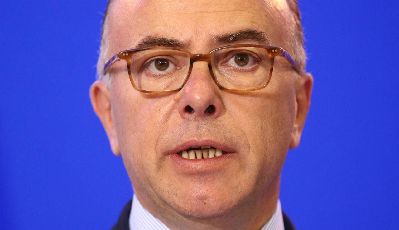Bernard Cazeuve, Ministro Interior de Francia