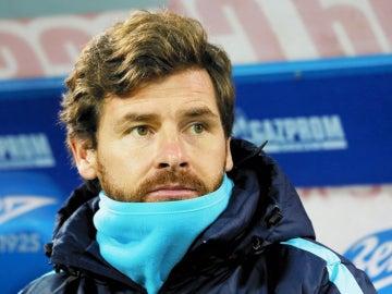 Villas-Boas, técnico del Zenit de San Petesburgo