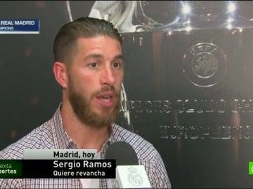 Frame 6.510354 de: Sergio Ramos quiere revancha en el Clásico