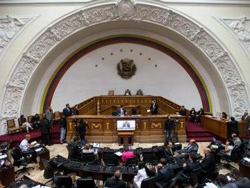 El Parlamento venezolano, en una imagen de archivo.