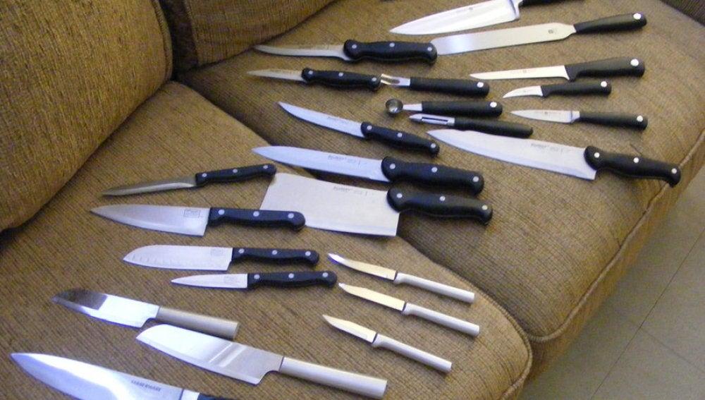 Coge tus cuchillos... y corta.