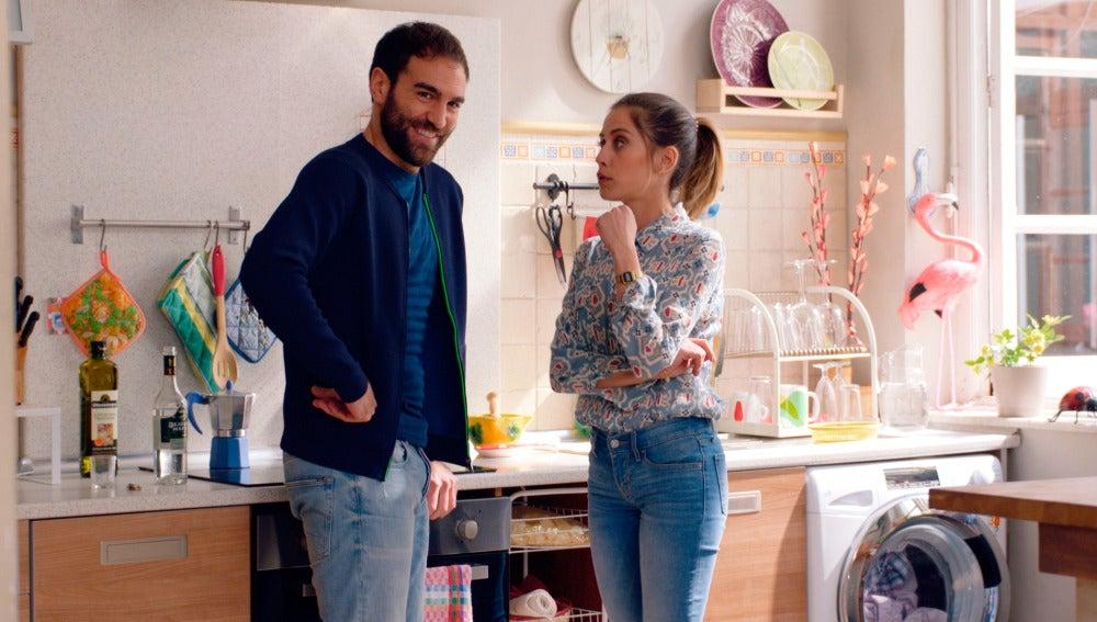 Carmen, Maritxu y Antonio se suman al 'teatrillo' de Iñaki y Paulova