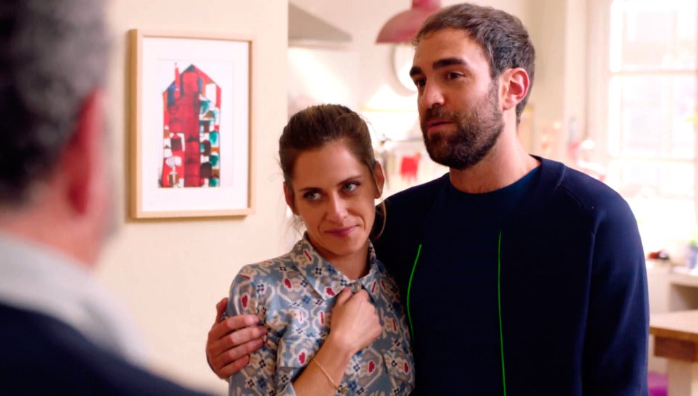 Carmen e Iñaki celebran ser solteros de nuevo