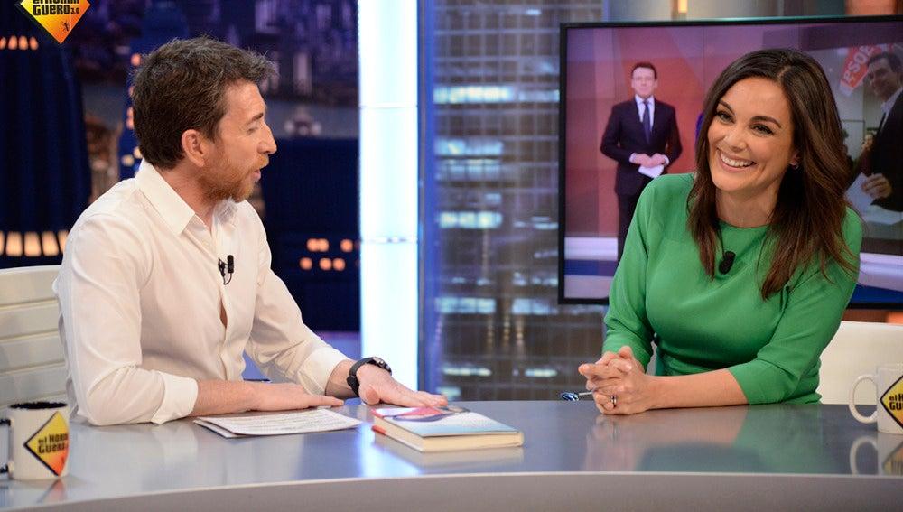 Mónica Carrillo en 'El Hormiguero 3.0'