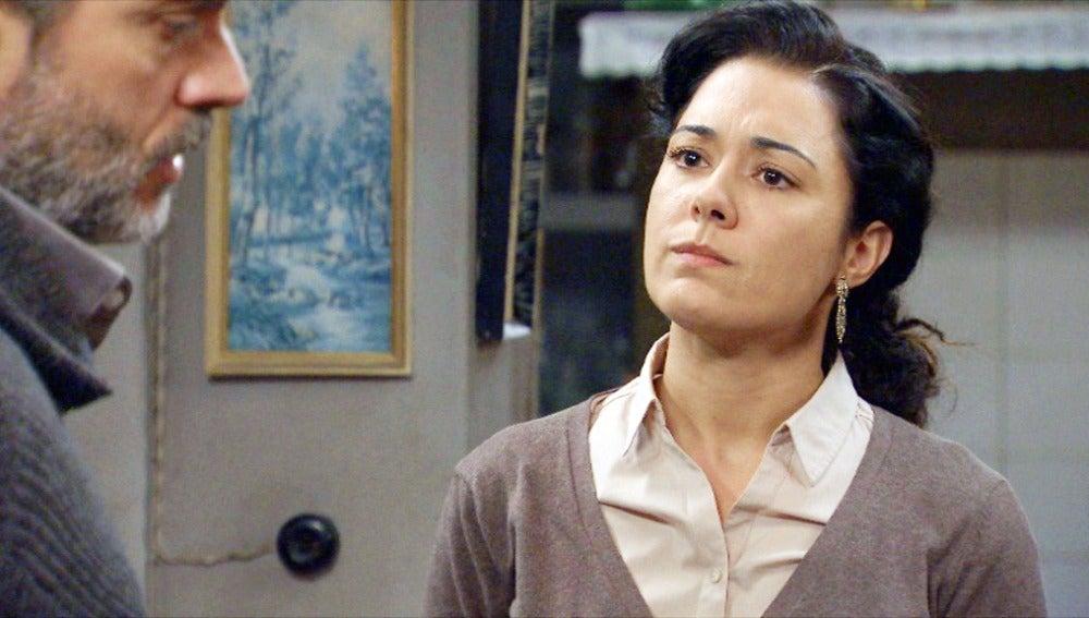 Pepa descubre como su marido les ha engañado