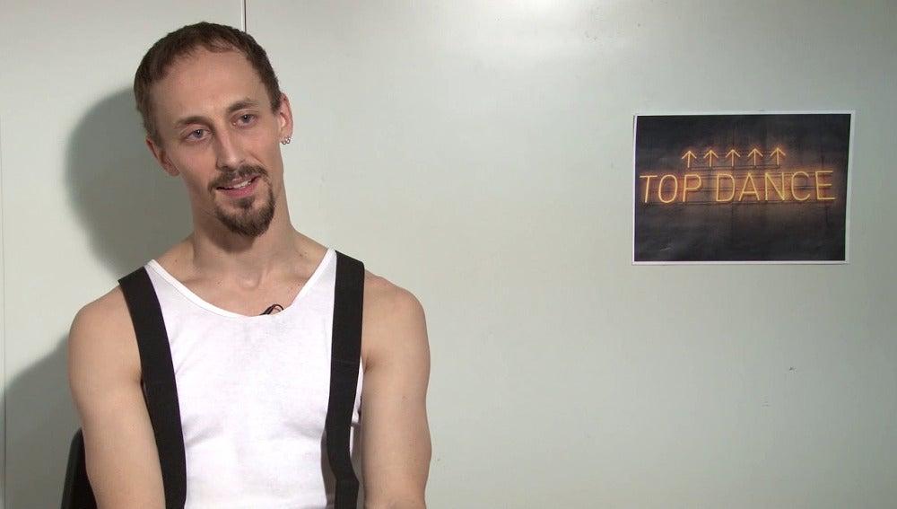 """Sergio Fuentes: """"Me siento versátil en todos los estilos que me pidan"""""""