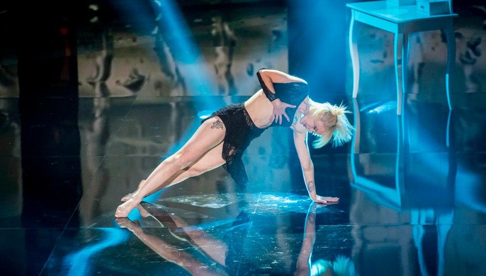 La coreografía de Soraya Semper