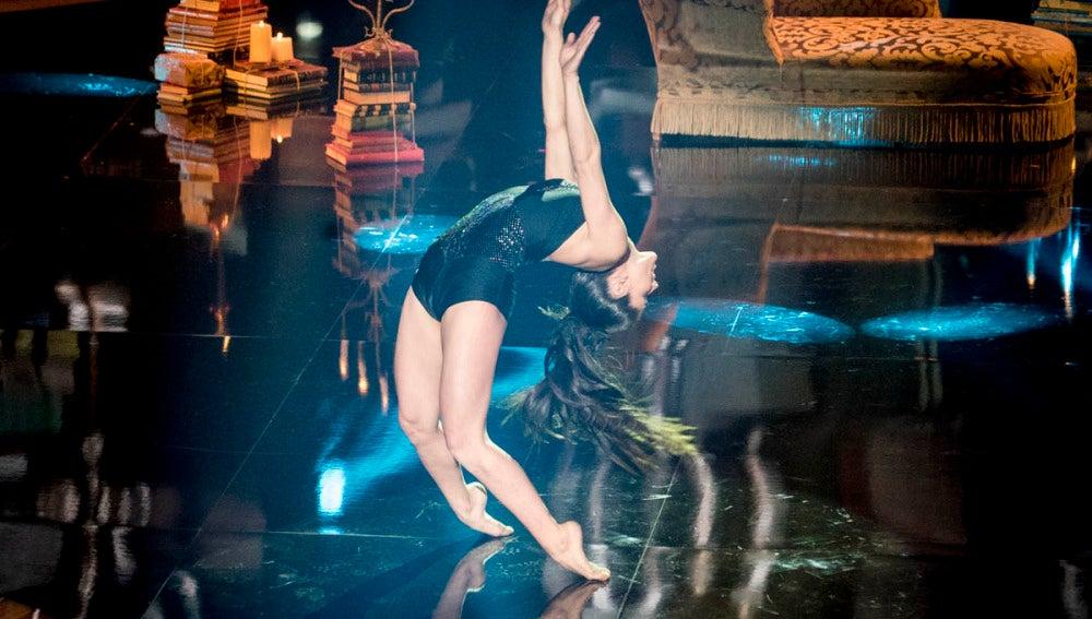 La coreografía de Estela Cruz