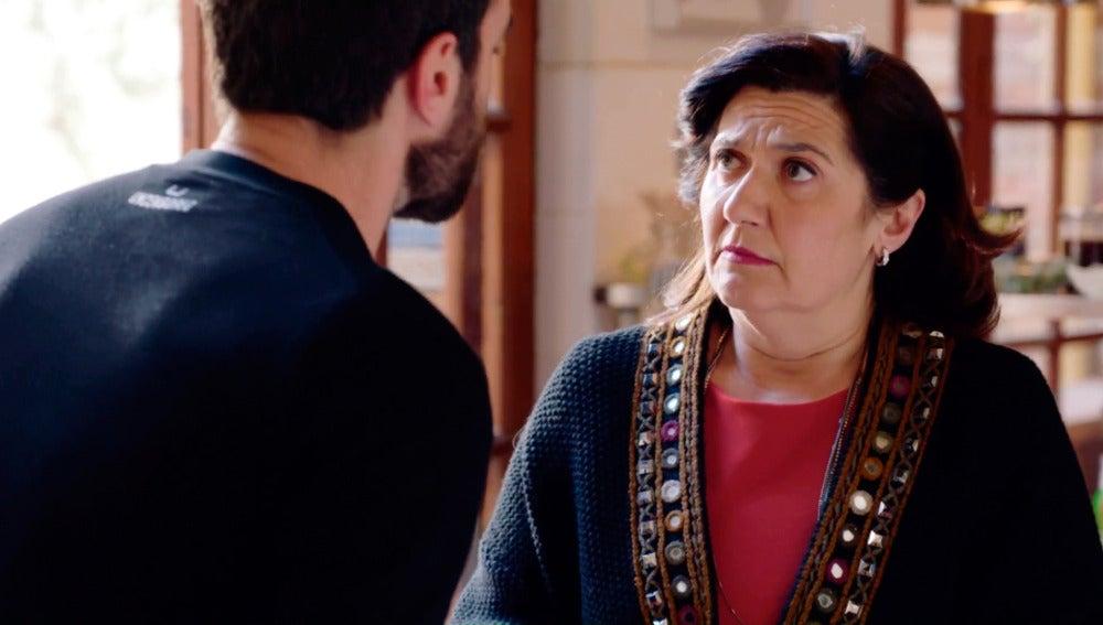 """Maritxu confiesa: """"He visto a Benito a escondidas"""""""