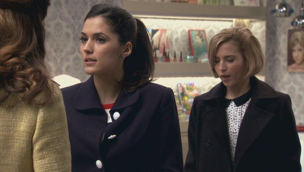 Carlota y Sofía
