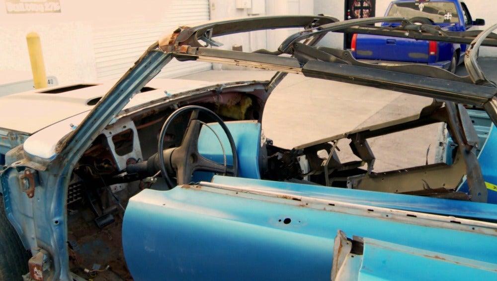 Dos modelos de 1970 de compleja restauración