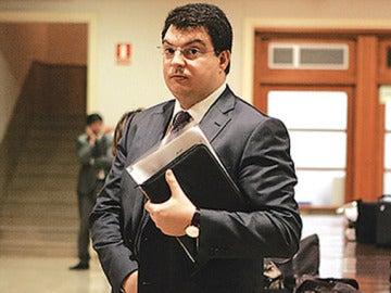 Javier López, propietario de Creditservices.