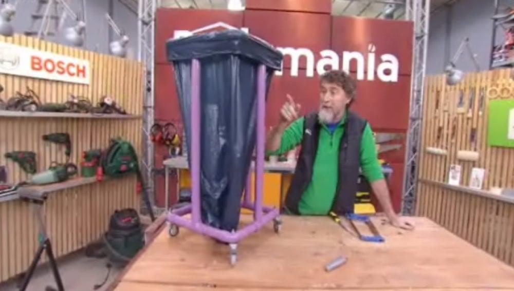 Bricomanía crea un carro de PVC