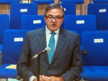 El exsecretario de las infantas y extesorero del Instituto Nóos, Carlos García Revenga