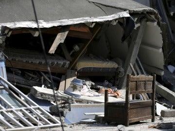 El terremoto ha dejado más de 2.000 desaparecidos
