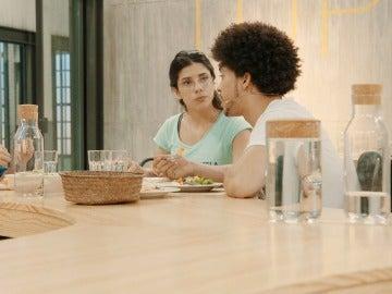 Kevin, Estela y Axe en 'Top Dance'
