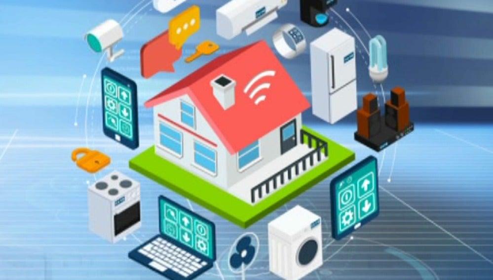 La casa inteligente del futuro ya está en el presente