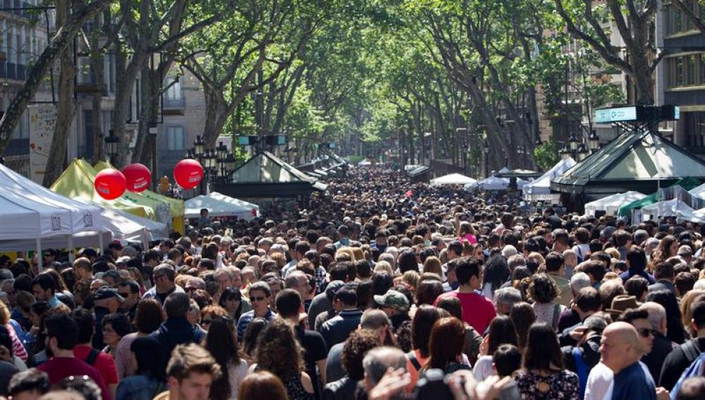 Sant Jordi 2016