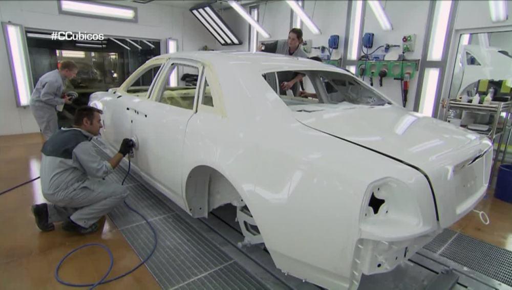 Fabrica Rolls-Royce