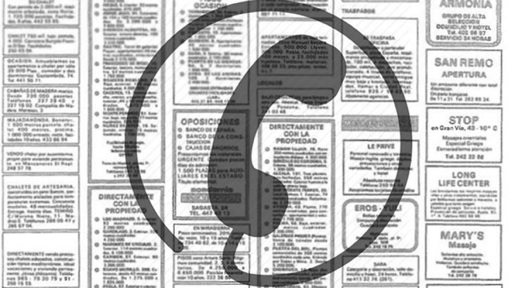 Publicar anuncios sexuales en nombre de otra persona es delito