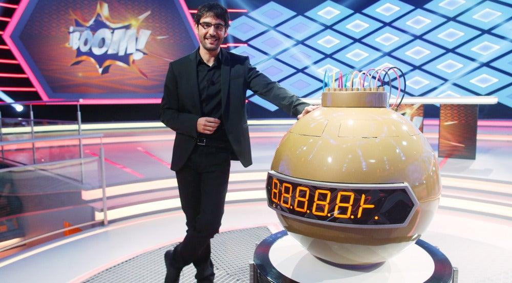 Antena 3 tv ya conocemos al ganador de uno de los juegos for Boom junior juego de mesa