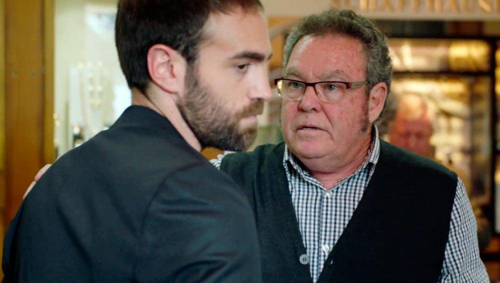 """A Antonio no le gusta Iñaki: """"No es lo que tienes es lo que te falta"""""""