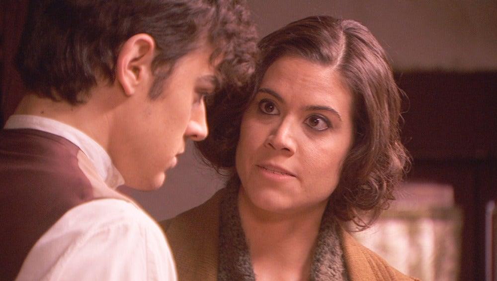 Matías y Rafaela