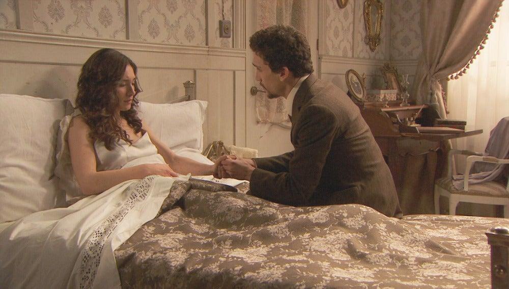 Elías y Camila