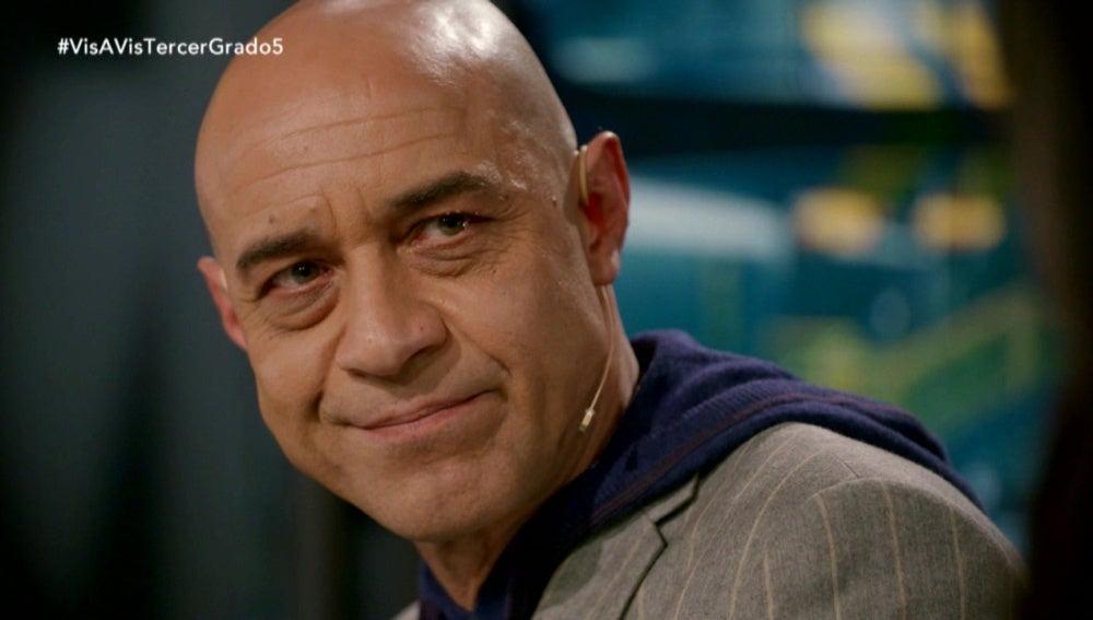 """Ramiro Blas: """"Cuando leí la secuencia con Saray me quebró"""""""