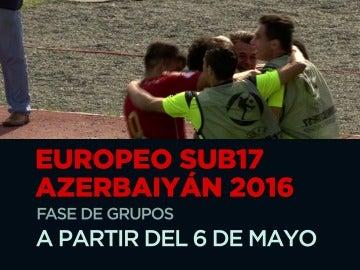 Europeo sub-17 en MEGA