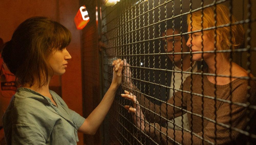 Ester ingresa en prisión
