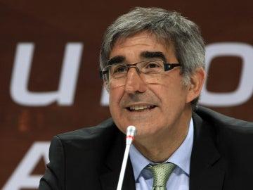 Jordi Bartomeu, presidente de la Euroliga