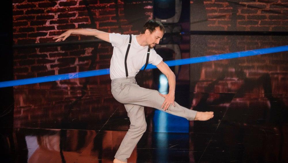 Seven en 'Top Dance'