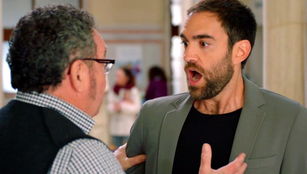 "Antonio alarma a Iñaki: ""¡Frasquito está muerto!"""