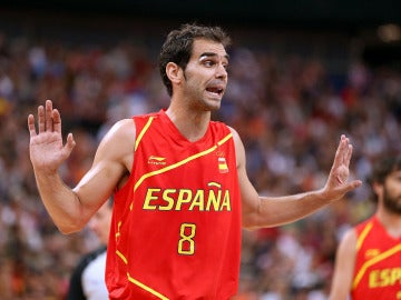 José Manuel Calderón con la Selección de España